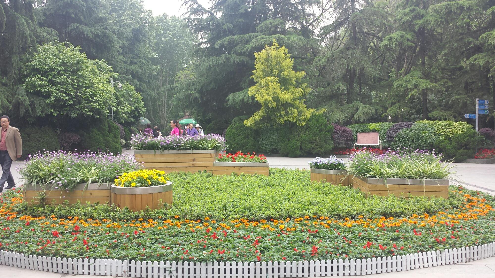 Resultado de imagem para Parque das Pessoas chengdu